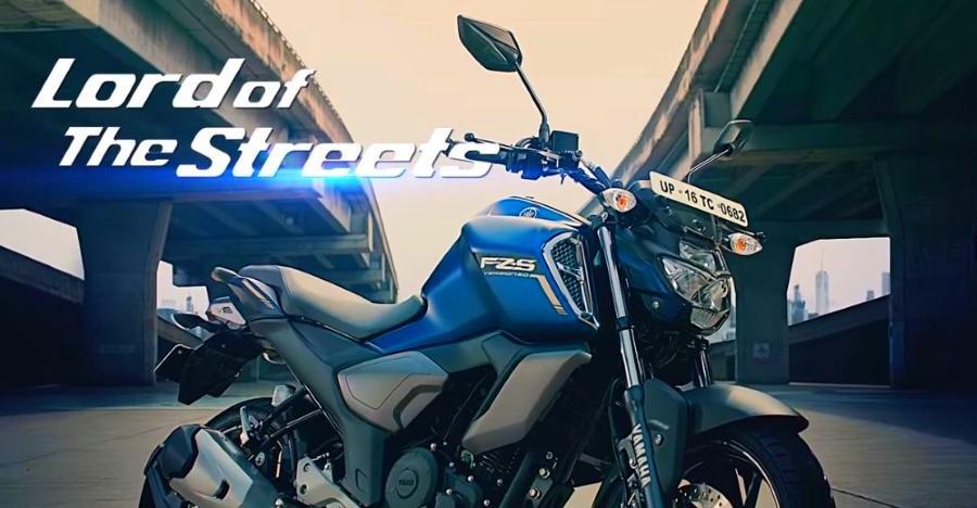 Yamaha Fzs Featured
