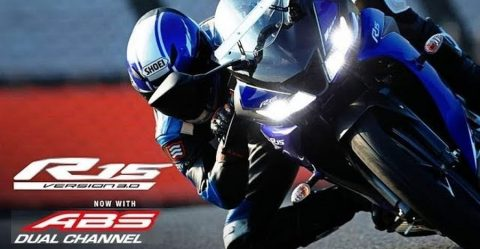 Yamaha R15 V3.0 ABS का अधिकारिक विडियो आया सामने