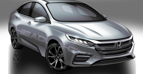 2020 Honda City Featured