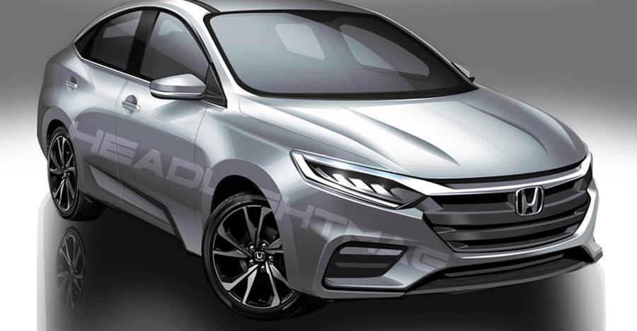 अगले जनरेशन वाली नयी Honda City कुछ ऐसी दिखेगी