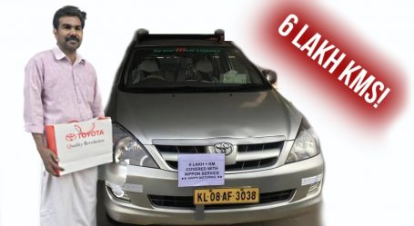 6 Lakh Innova Featured