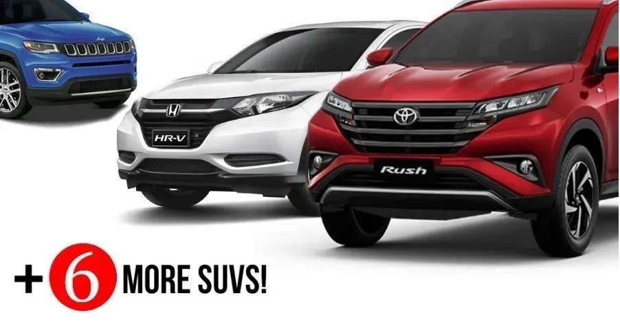 Toyota Rush से Tata H7X; जल्द लॉन्च होने वाली 8 SUVs जो देंगी Jeep Compass को टक्कर