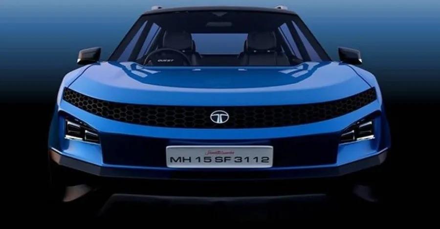 Hyundai Creta को टक्कर देने वाली Tata Blackbird कुछ ऐसी दिख सकती है