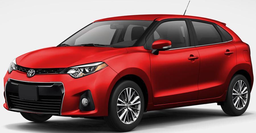Toyota Baleno Featured