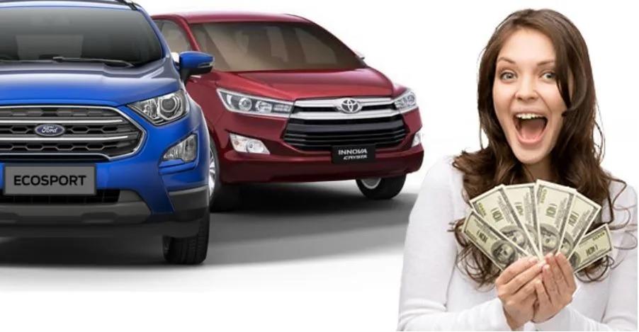 Toyota Innova से Ford Ecosport: Ford और Toyota कार्स पर इस महीने मिल रहे बड़े डिस्काउंट