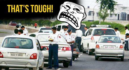 Delhi Ban Cops