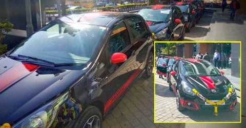Fiat Punto Abarth Delivery Featured 1
