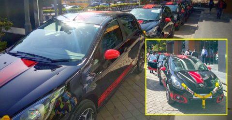6 दोस्तों ने एक साथ खरीदी Fiat Abarth Punto, और उन्हें इसका ये फायदा हुआ