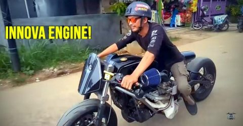 Innova Engined Featured