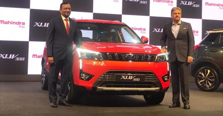 Mahindra Xuv300 Launch Pic 1