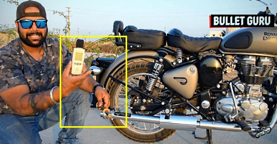 Royal Enfield Db Killer Featured