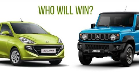 Santro Jimny Featured