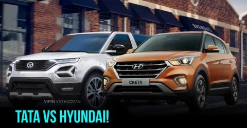 Tata Hyundai Creta Featured