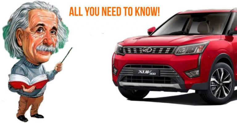 Xuv300 Featured