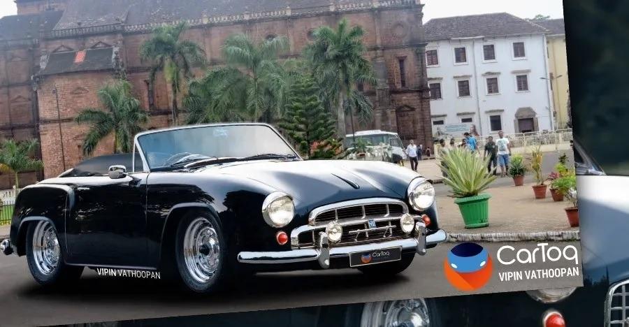 Hindustan Ambassador Speedster कनवर्टिबल; क्या ये है आपके सपनों की गाड़ी?