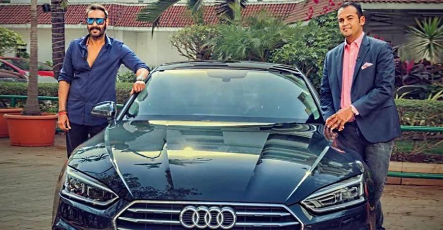 "Ajay Devgn ने ""Koffee With Karan"" पर जीता Audi A5 Sportback"