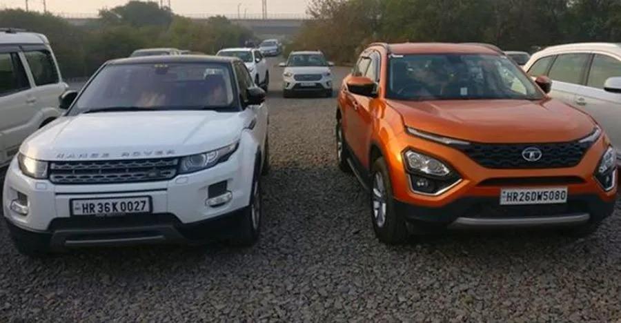 Tata Harrier, Range Rover Evoque और Audi Q7 में कौन है ज्यादा आकर्षक SUV?