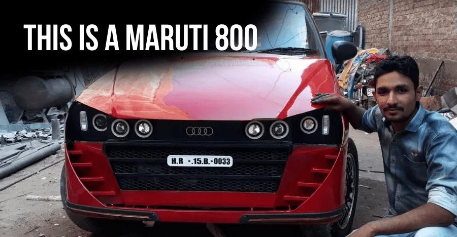 Maruti Featured