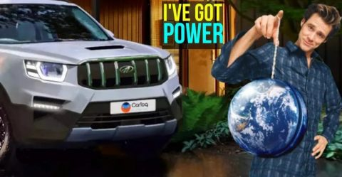 New Mahindra Scorpio Featured