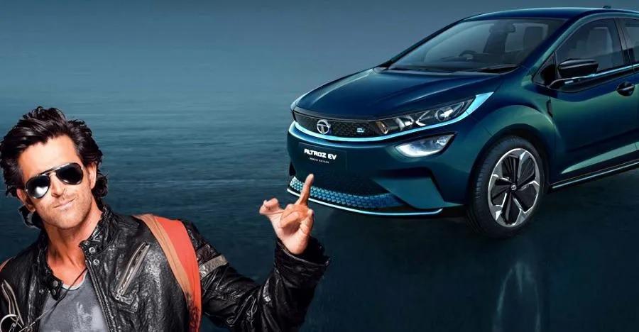Tata की नयी इलेक्ट्रिक गाड़ी Altroz EV की रेंज 300 किलोमीटर तक की हो सकती है!