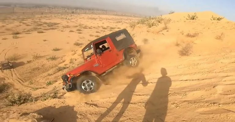 Thar Offroad Featured
