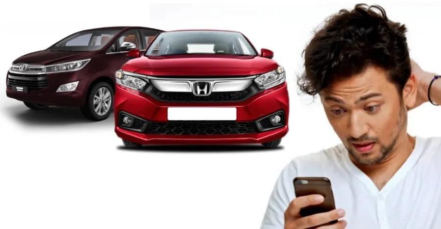 Toyota Honda Featured