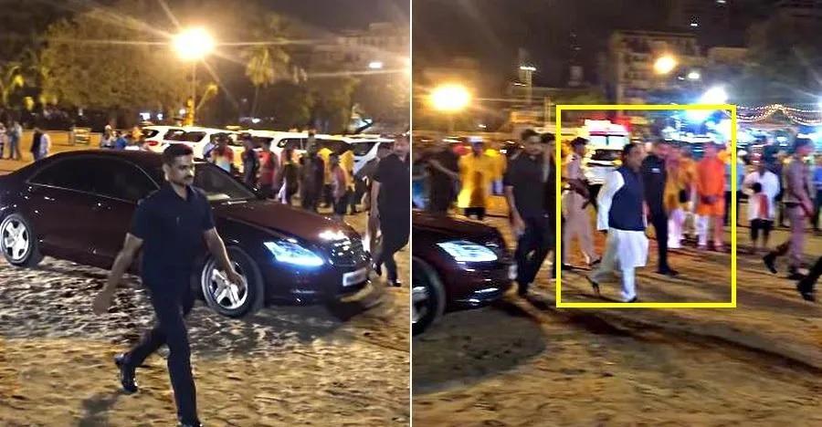 देखिये Mukesh Ambani की सबसे महंगी गाड़ी; एक बख्तरबंद Mercedes Benz S-Guard
