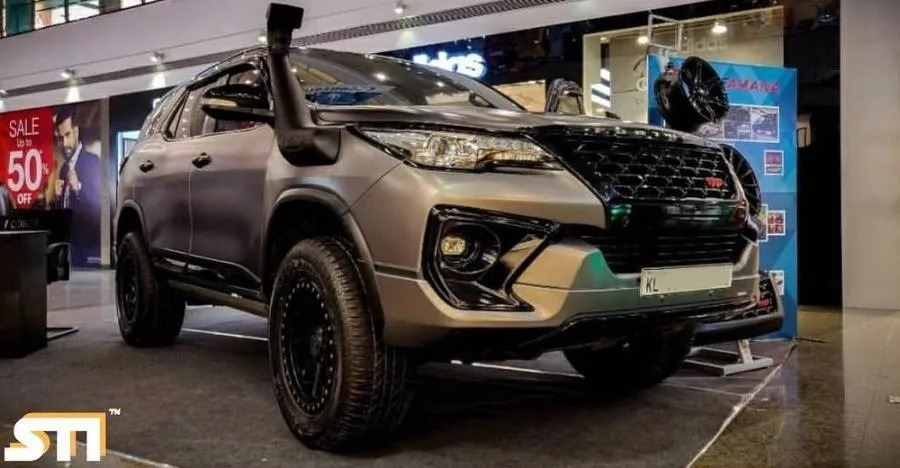 Fortuner Trd Featured