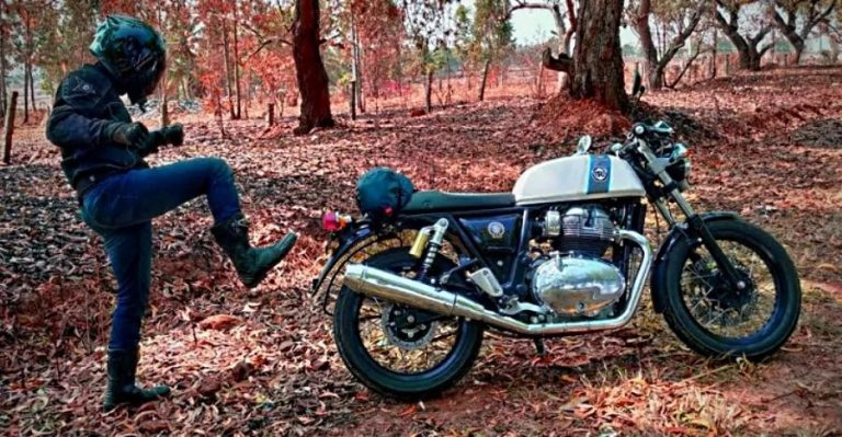 Royal Enfield Continental Gt 650 Featured
