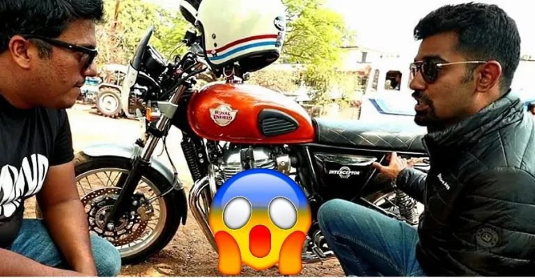 Royal Enfield Interceptor 650 Featured
