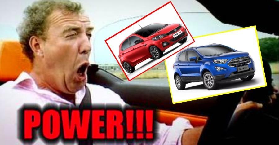 10 लाख रूपए से कम कीमत वाली इन कार्स में 100 बीएचपी से ज्यादा का पॉवर मिलता है…