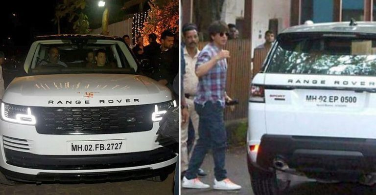 Bollywood Range Rover Featured