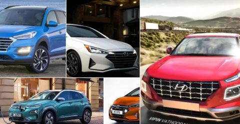 Hyundai Launches Featured
