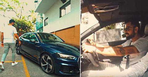 Virat Kohli Video Cars Featured