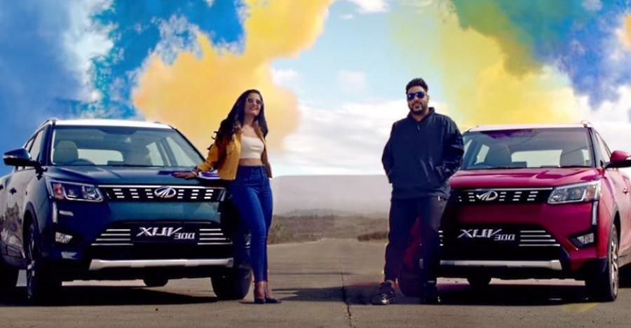 मशहूर रैपर Badshah ने गाया Mahindra XUV300 के लिए रैप गाना, देखें विडियो