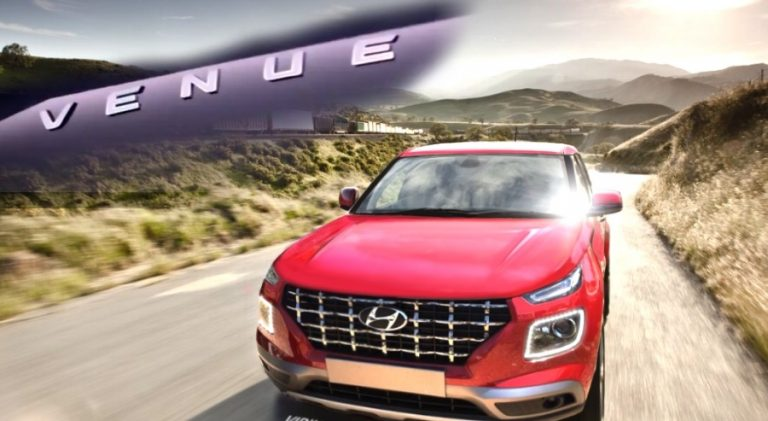 Hyundai Venue Featured