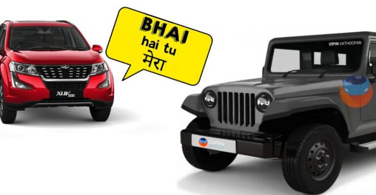 Mahindra Thar Featured