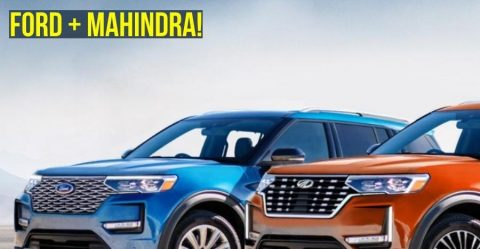 Ford Mahindra Upcoming Featured
