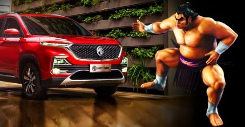 Mg Hector Features Featured
