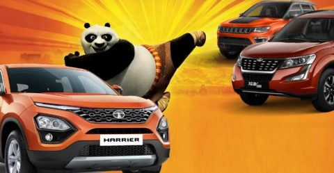 Tata Harrier Featured