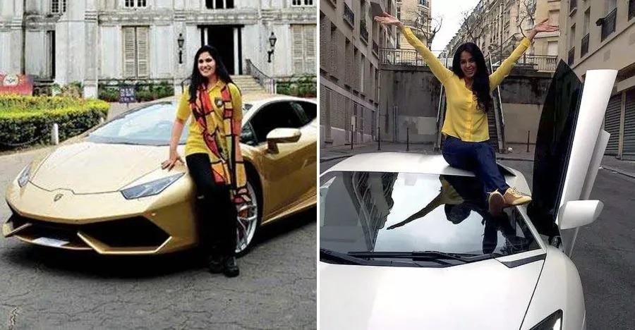 Shilpa Shetty से Hard Kaur; भारत की मशहूर महिलाओं की सुपरकार्स
