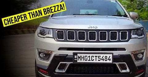 Jeep Compass Featured