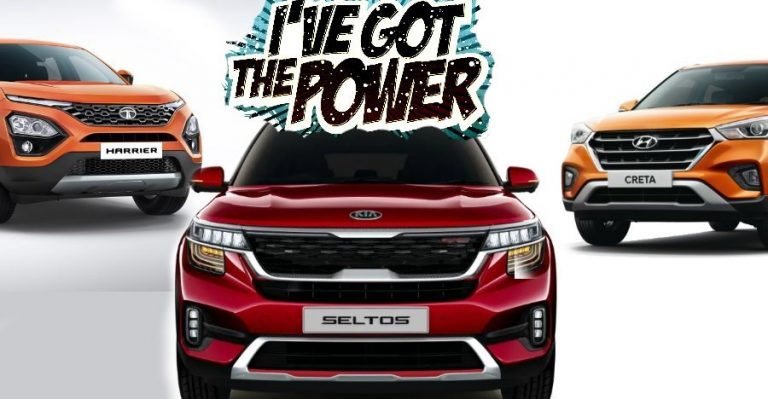 Kia Seltos Featured