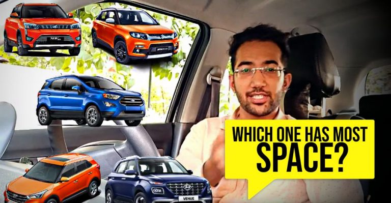 Suv Space Test
