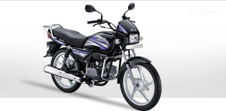 Hero Honda Splendor 7