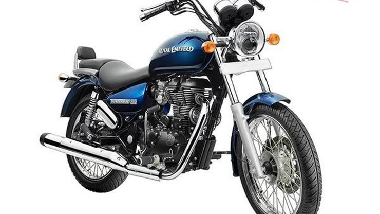 Royal Enfield Thunderbird 6