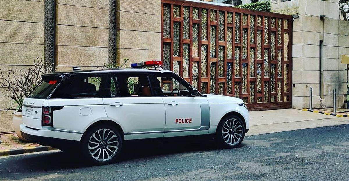 भारत की सबसे महंगी पुलिस कार Ambani सुरक्षा बेड़े में शामिल हो जाती है: लागत रु। 2 करोड़ [वीडियो]