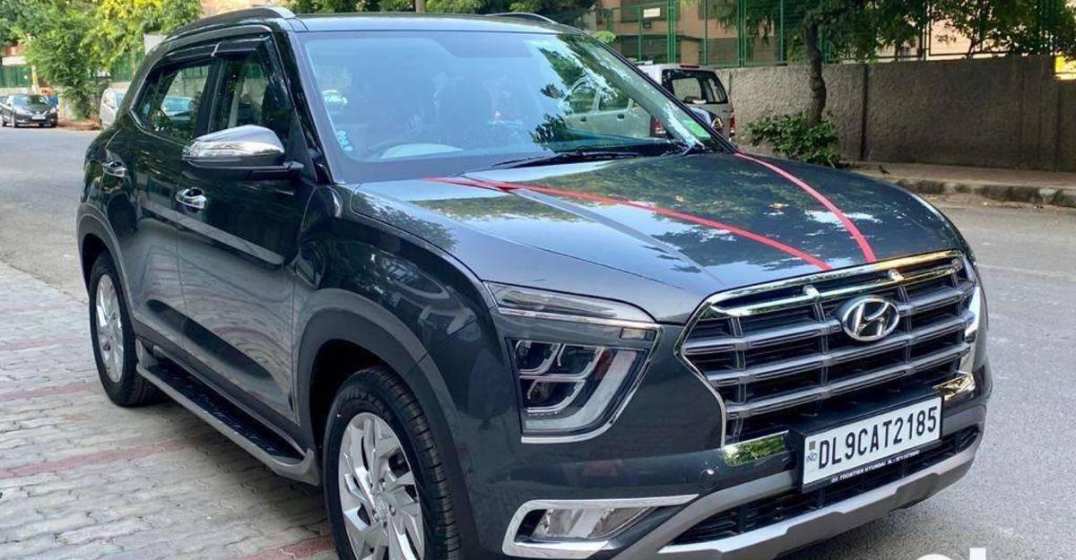 बिक्री के लिए लगभग नई 2020 Hyundai Creta SUVs: प्रतीक्षा समय को छोड़ दें