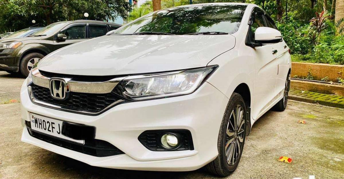 3 used 2020 Honda City सेडान बेचने के लिए: 1000 किमी running