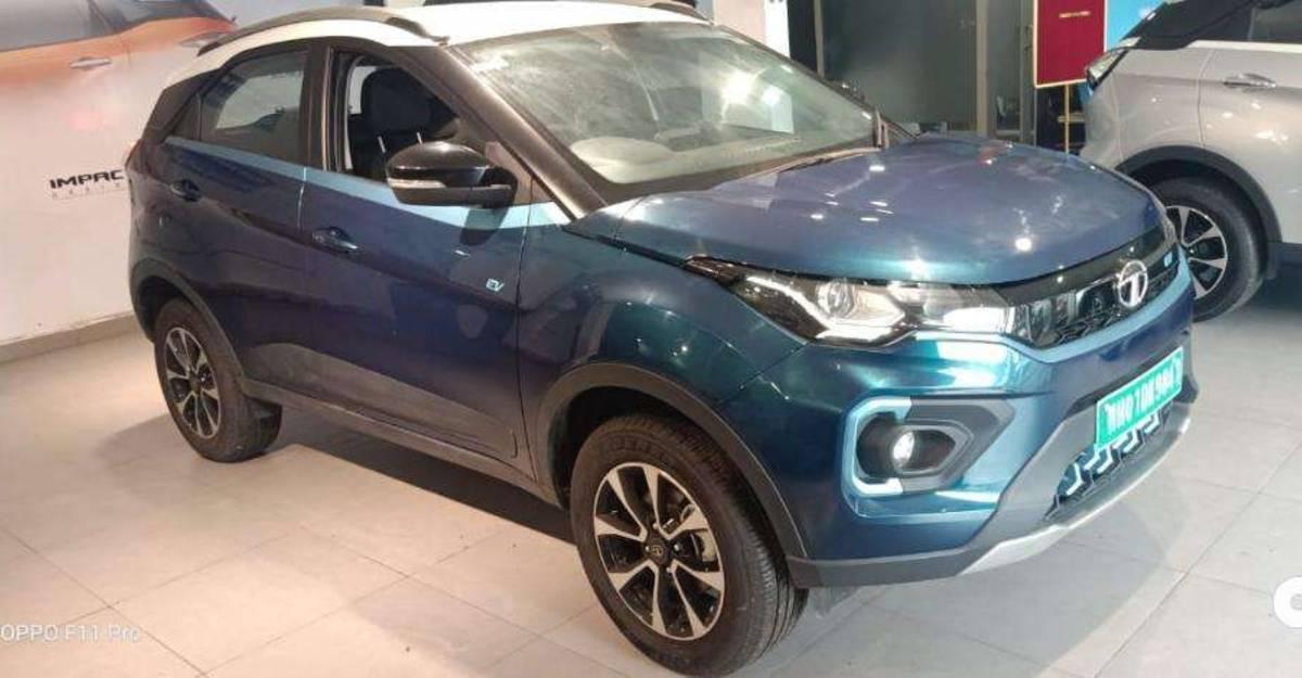Tata Nexon इलेक्ट्रिक SUV बिक्री के लिए पहली बार Used Car बाजार में: आपके लिए 3 विकल्प